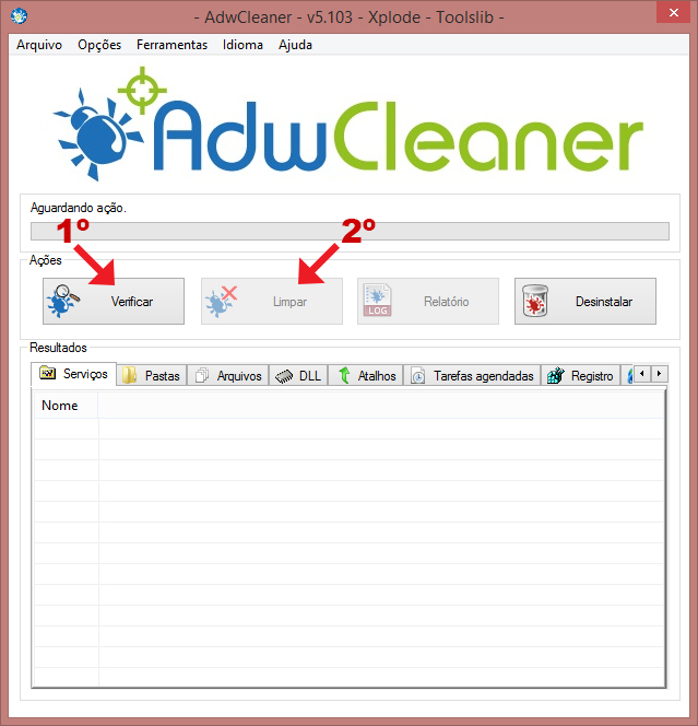 Como limpar o seu PC usando o AdwCleaner