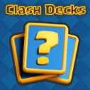 Encontre os decks populares do Clash Royale